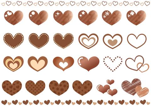 Heart material 3