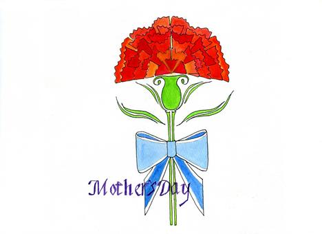 Mother's Day Carnation