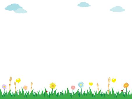 봄의 테두리