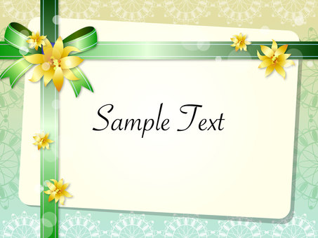 Message card 04