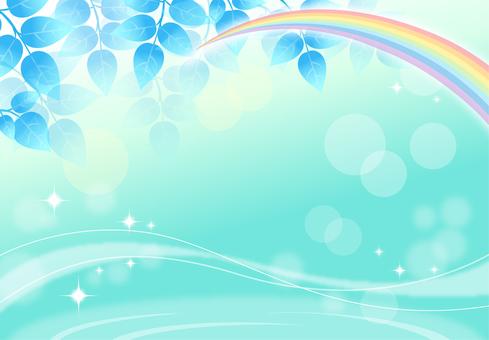 Background Rainbow ecology