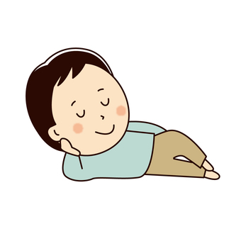 A healthy nap