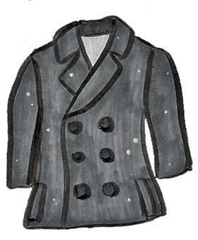 Mold mold coat