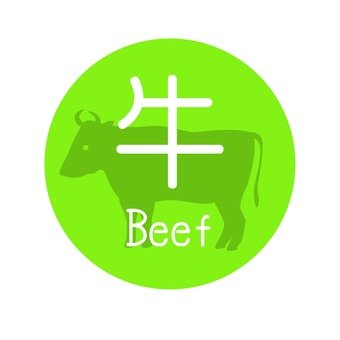 Meat - beef icon