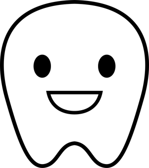 Back tooth character