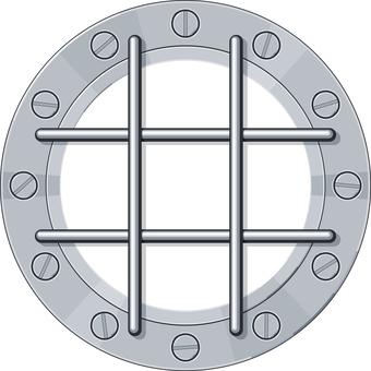 Submarine Window Frame Submarine