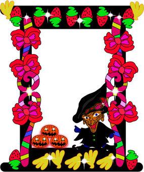 Halloween message board