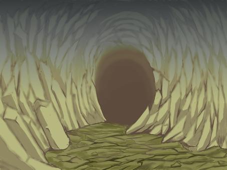 동굴 그 1