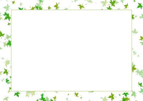 Leaf frame 14