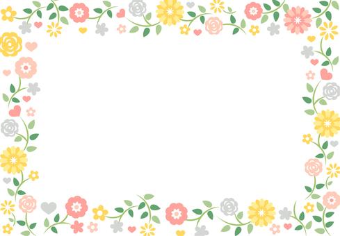 Flower Frame Spring