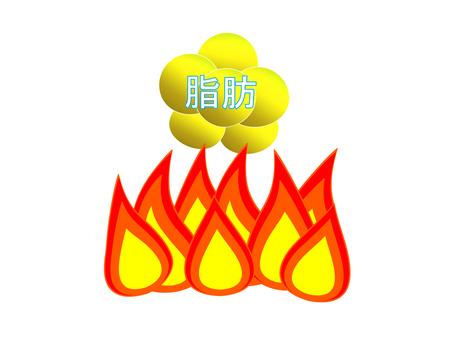 Fat burning image