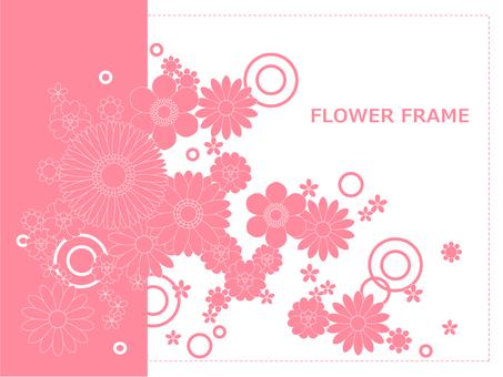 Flower frame 07