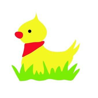 Yellow bird 14