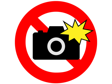 Flash prohibition