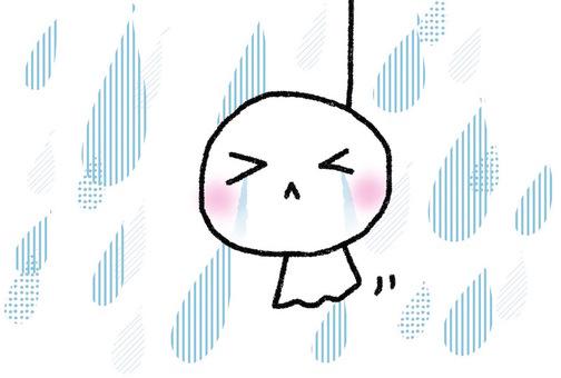 "Tarutaru Shobo No. 4 ""It's a heavy rain ~"""