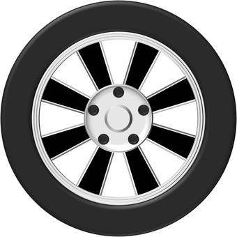 Tire / Wheel ③