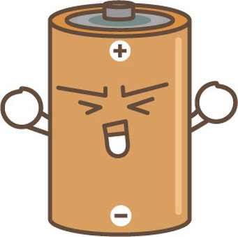 Battery character 3
