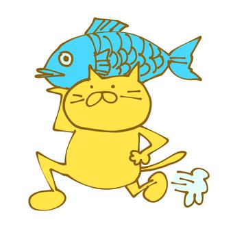생선 かつぎねこ