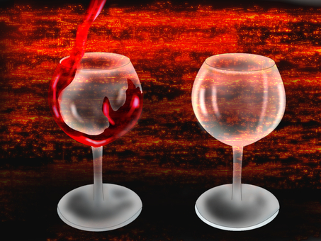 Wineglass night