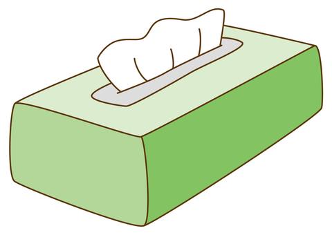 Garbage Separation / Box Tissue