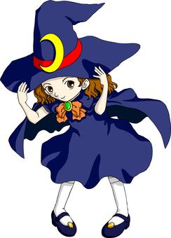 女巫女孩1