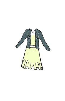 Fashion design adult cute dress