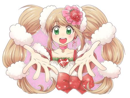 Strawberry heroine