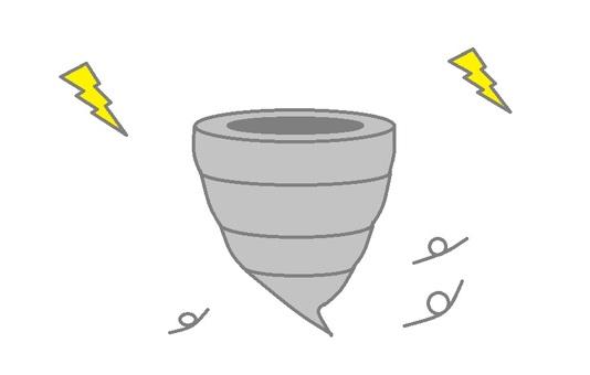 Tornado sazx