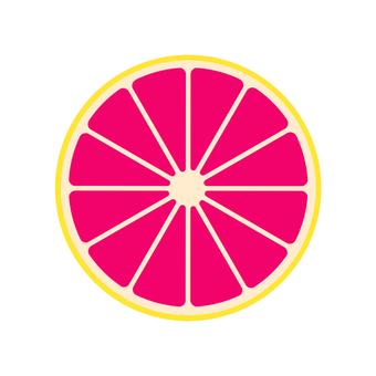 핑크 자몽