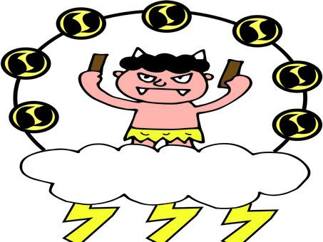 Thunder 様