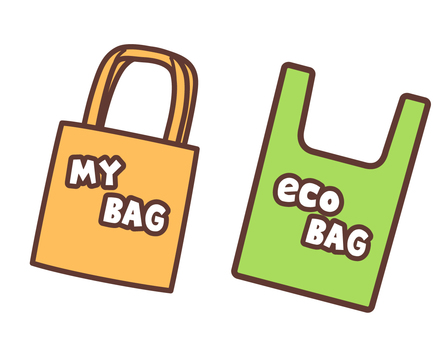 My bag Eco bag