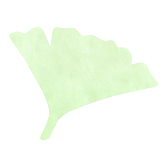 Gingko (yellow green)