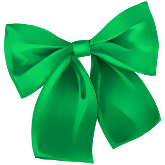 Ribbon (green)