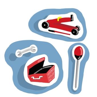 重要的工具