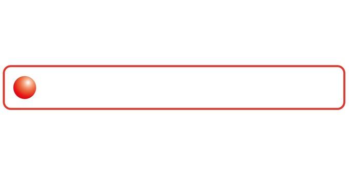 球形框架(紅色)
