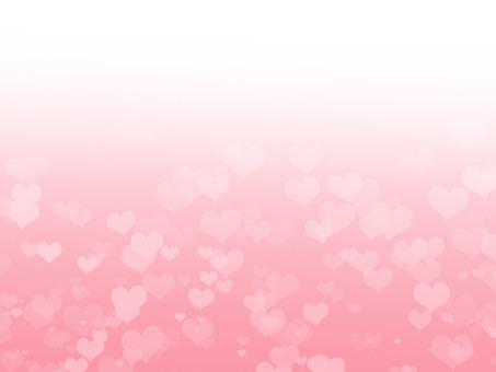 하트 핑크 텍스처