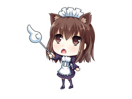 Maid 4 (open)