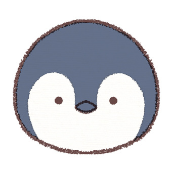 Icon Penguin chick