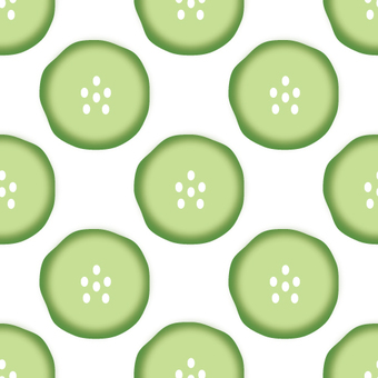 Image of Sliced Cucumber
