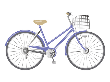 Mamacari bicycle
