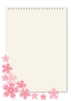 Sakura cherry tree & board 51