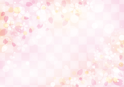 Cherry background material 44