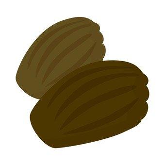 Choco Madeleine