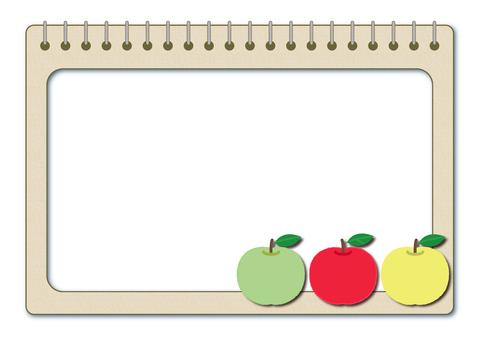 apple_ apple frame 3