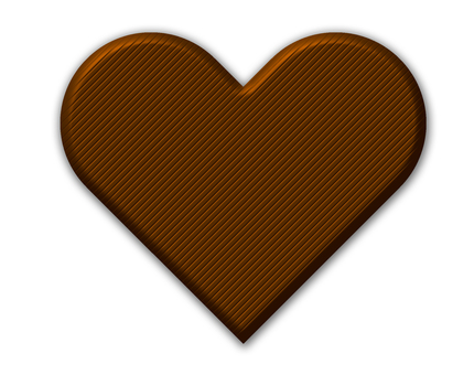 Heart Chocolate 01
