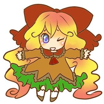 Autumn fairy 1