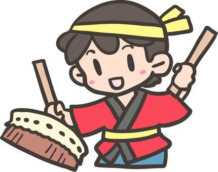 Festival drum