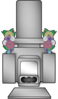 Tomb illustration