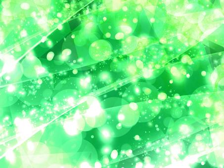 Glitter background green yellow green