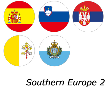 Southern Europe 2
